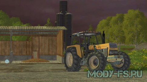Трактор Ursus 1604 v3 для Farming Simulator 2015
