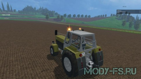Трактор ZT303 v1 для Farming Simulator 2015