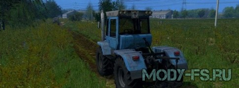 Мод трактор  ХТЗ-17221 для Farming Simulator 2015 (от Dang)