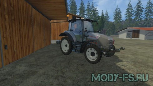 Мод Huerlimann XM 4Ti Special Edition для Farming Simulator 15