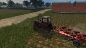 Мод трактор ДТ-75 для Farming Simulator 2015