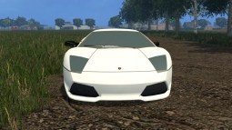 Мод машина Lamborghini LP640 для Farming Simulator 15