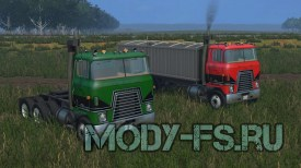 Мод International Transtar II для Farming Simulator 15