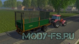 Мод прицеп Fuhrmann52HA для Farming Simulator 15