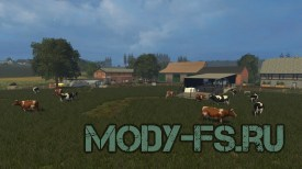 Карта Konzen для Farming Simulator 2015