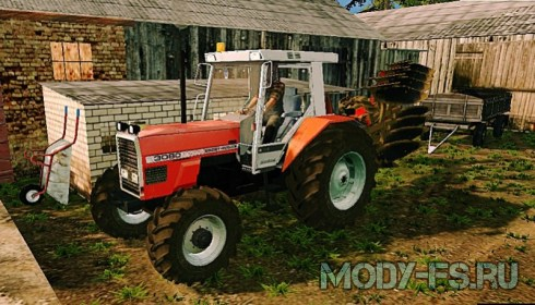 Мод Трактор Massey Ferguson 3080 для Farming simulator 2015