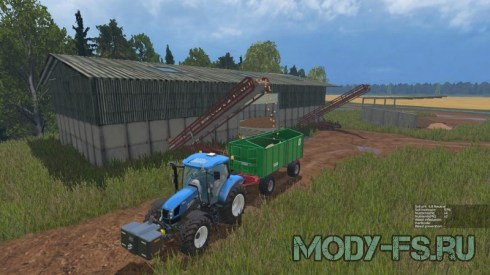 Мод карты Муть v2.3 для Farming Simulator 2015